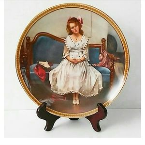 Norman Rockwell | Collector's Plate